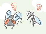 ハエ・蚊用